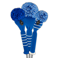 Just4Golf®<br />Bommel-Strick-Headcover