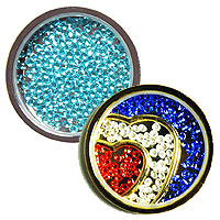 CL014 Dancing Gem Ballmarker